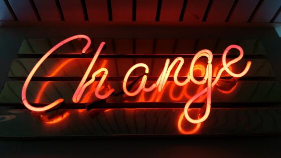 zmena