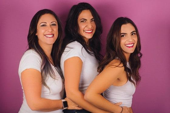 skupina žien